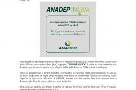 CONADEP premiará práticas finalistas no Prêmio Innovare